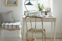 Shabby Chic -ΓΡΑΦΕΙΟ- / Shabby chic home office