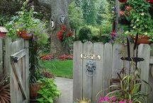 Landscaping / The design of your outdoor space.