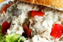 G's CHICKEN AND TURKEY SANDWICHES / by Gregory Woodberry