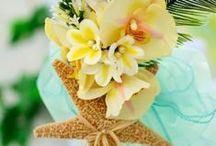 ΚΑΛΟΚΑΙΡΙΝΕΣ ΔΙΑΚΟΣΜΗΣΕΙΣ ΓΑΜΟΥ-ΒΑΦΤΙΣΗΣ / Summer wedding ideas
