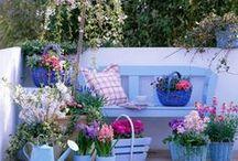 ΚΑΛΟΚΑΙΡΙΝΕΣ ΙΔΕΕΣ για ΕΞΩΤΕΡΙΚΟΥΣ ΧΩΡΟΥΣ / Summer outdoor ideas