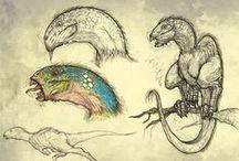CalderonSTUDIO Sketchbook / Cuaderno de bocetos de CalderonSTUDIO