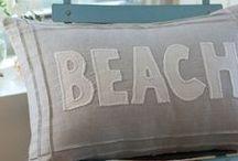 D I Y: ΚΑΛΟΚΑΙΡΙΝΑ ΜΑΞΙΛΑΡΙΑ / Summer cushions ideas