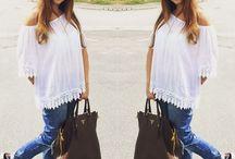 Street Fashion by Ade / Fashion