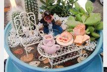 Lalla Minigarden / Fairy Minigarden - minigiardini in un vaso!