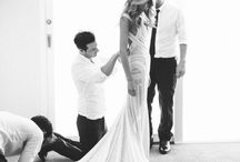 That day / Finding the perfect dress