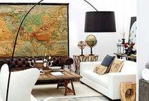 ΔΙΑΚΟΣΜΗΣΕΙΣ ΜΕ ΧΑΡΤΕΣ / Decorations with maps