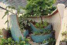 ΚΗΠΟΙ ΜΙΝΙΑΤΟΥΡΕΣ / Miniature Gardens