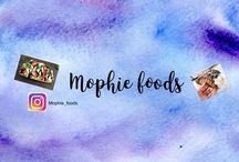 Mophie foods / Subscribe to us on youtube mophiefoods