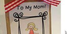 ΠΑΙΔΙΚΕΣ ΚΑΤΑΣΚΕΥΕΣ για τη ΓΙΟΡΤΗ ΤΗΣ ΜΗΤΕΡΑΣ / Kids crafts for Mother Day