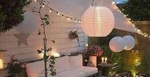 ΦΩΤΙΣΜΟΣ ΕΞΩΤΕΡΙΚΩΝ ΧΩΡΩΝ / Outdoor lighting ideas
