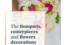Flowers from Weddings&Dreams' Weddings / From our #weddings: #FlowersDecorations #Bouquets #Centerpieces #FlowerDesing  Dai nostri #matrimoni: #DecorazioniFloreali bouquets, #Centritavola