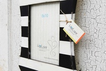 HartLaineFrames / Handmade painted frames and personalized art panels
