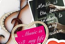 Musical Quotes / The spirit of music in words.