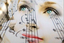 Musical Imagery  / The spirit of music visually.