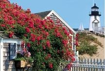 Hometown Inspiration / Cape Cod inspires us to create beautiful music.