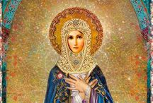 mary / Images of Our Lady