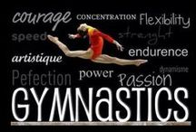 Gymnastics / All the wondeful (and not-so-wonderful) things about the sport that has taught me everything.