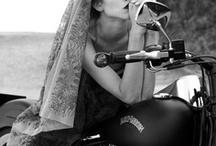 Harley Davidson / by Laine Et Aiguilles