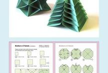 Origami CP and Diagrams - my design / Crease Patterns and Diagrams, models designed by Francesco Guarnieri. Copyright © by Francesco Guarnieri - All Rights Reserved