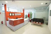 Oficinas Centrales / Oficinas de Madrid http://www.tekton.es/