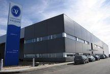 Sector fabricación y producción / Obras correspondientes a empresas pertenecientes al sector de fabricación y producción. www.tekton.es/