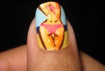 Summer Nails / Summer Nails at Faith Spa and Nails