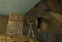Archaeology of Tomb Raider / Pins of some of the articles I've written for The Archaeology of Tomb Raider blog