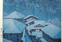 Winter / Winter landscapes in art