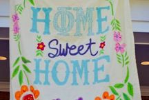 home sweet home / home / by Vikaya Hilmy