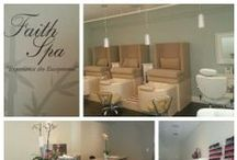 Faith Spa / Faith Spa 586 Main Street, Lynnfield, MA 01940 781-342-5397 Services: Nails, Waxing, EyeLash Extensions