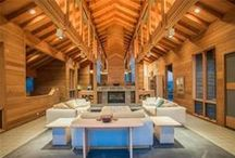 Inspiring Homes / Ideas regarding creating a home with an artistic flare.