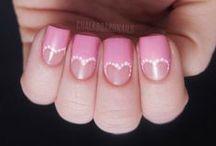 Valentine's Day Nails / Valentine's Day Nails