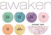 #Zoya Awaken Collection for Spring 2014 / #Zoya Awaken Collection for Spring 2014