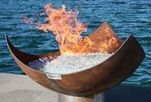 Delicious Furniture and FirePits / Furniture and fire pits that add warmth and flare to your home
