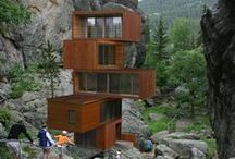 Tiny Houses / by Carrie Sandstrom