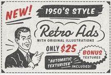 Vintage & Retro Elements