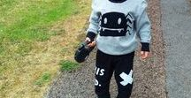 Fashion | Baby & Toddler Clothes / A selection of cool clothes for your baby, toddler and child.