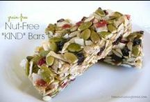 Orgali & Nut-free Nutritious and Delicious Recipes / Real ingredients that make up nut-free meals, sides, snacks, and desserts.