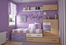 Kindermöbel / Lustig, bunt, kreativ und funktionell - so sollten Kinderzimmereinrichtungen sein!