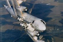 Planes / Loved flying as an Aircrewman in the US Navy in VP-48 on P-3C Mod aircraft / by Pieter Vande Vusse