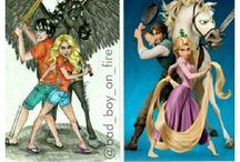 eroi dell'Olimpo/ Percy Jackson