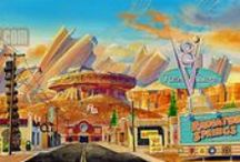 Disney Pixar CARS & PLANES / Everything important about Disney Pixar CARS & PLANES