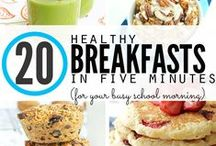 Orgali & Healthy Breakfasts for Kids / Yummy, nutritious, quick, fun, and easy breakfasts for picky eaters and their families.