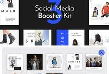 Instagram Templates / Find beautiful Instagram templates for your business.