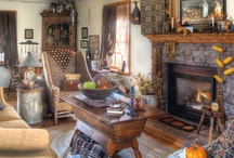 My Country Cabin Decorating Style / by Shawna Beaver- Schaefer
