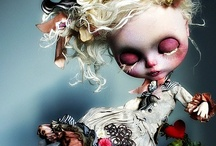 Admire Blythe / Blythes i like, made by others