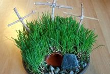 Easter ideas / by Lindy Tuffnell