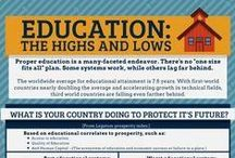 Educational Infographics / by Excite Education