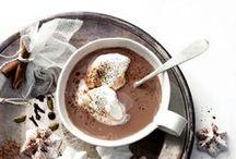 Simply beautiful: coffee and tea!